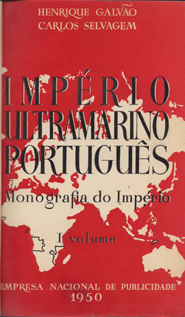 IMPÉRIO ULTRAMARINO PORTUGUÊS