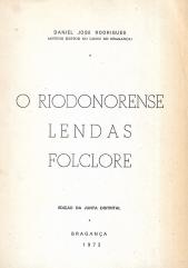 RIODONORENSE - LENDAS, FOLCLORE