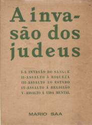 A INVASÃO DOS JUDEUS