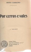 POR CERROS E VALES