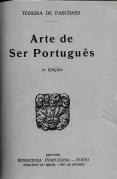 VERBO ESCURO + ARTE DE SER PORTUGUÊS