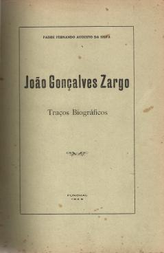 JOÃO GONÇALVES ZARGO