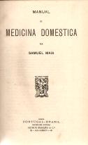 MANUAL DE MEDICINA DOMÉSTICA