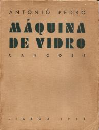 MÁQUINA DE VIDRO – CANÇÕES