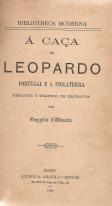 A CAÇA DO LEOPARDO-PORTUGAL E A INGLATERRA PERANTE O TRÁFICO DE ESCRAVOS