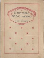 A TENTAÇÃO DE SÃO MACÁRIO