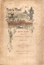CAMPO DE FLORES-POESIAS LYRICAS COMPLETAS