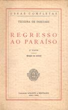 REGRESSO AO PARÁISO