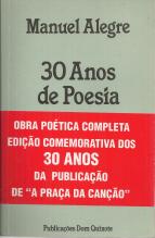 TRINTA ANOS DE POESIA-OBRA POÉTICA COMPLETA