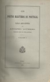 OS PORTOS MARÍTIMOS DE PORTUGAL E ILHAS ADJACENTES