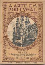 A ARTE EM PORTUGAL-SÉRIE DE VOLUMES DE VULGARIZAÇÃO ARTÍSTICA E ARQUEOLÓGICA
