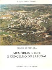 TERRAS DE RIBA-CÔA-MEMÓRIAS SOBRE O CONCELHO DO SABUGAL