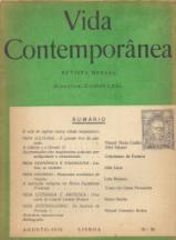 VIDA CONTEMPORÂNEA-REVISTA MENSAL DE ESTUDOS ECONÓMICOS, FINANCEIROS, SOCIAIS E LITERÁRIOS