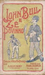 JOHN BULL E ZÉ POVINHO–ANÁLISE À VIDA PORTUGUESA