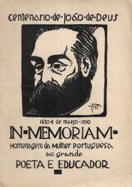 IN MEMORIAM - CENTENÁRIO DE JOÃO DE DEUS (1830-1930)