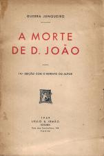 A MORTE DE D.JOÃO