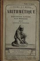 ARITHMÉTIQUE-PREMIER LIVRE(857 EXERCICES ET PROBLÉMES)