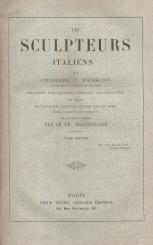 LES SCULPTEURS ITALIENS