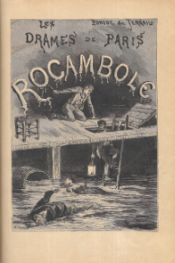 ROCAMBOLE-OS DRAMAS DE PARIS-AS PROEZAS DE ROCAMBOLE