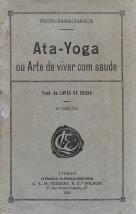 ATA-YOGA OU ARTE DE VIVER COM SAÚDE