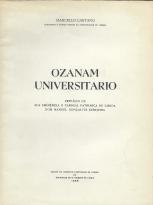 OZANAM UNIVERSITÁRIO
