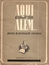 AQUI E ALÉM... (REVISTA DE DIVULGAÇÃO CULTURAL); Pint, Carlos Gouveia