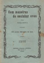 CEM MANEIRAS DE COZINHAR OVOS