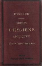 PRECIS D'HYGIÈNE APPLIQUÉE