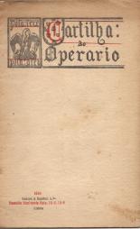 CARTILHA DO OPERÁRIO