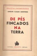 DE PÉS FINCADOS NA TERRA - ENSAIOS -