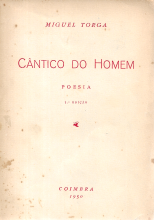 CÂNTICO DO HOMEM