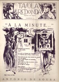 TÁVOLA REDONDA-FOLHAS DE POESIA