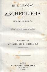 INTRODUÇÃO Á ARQUEOLOGIA DA PENÍNSULA IBÉRICA
