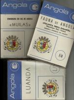 DIAPOSITIVOS A CORES DE ANGOLA