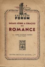 ENSAIO SOBRE A CRIAÇÃO NO ROMANCE