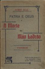 PÁTRIA E DEUS E A MORTE DO MAU LADRÃO-VERSOS