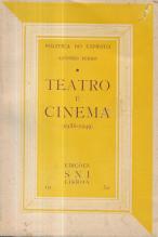 POLÍTICA DO ESPÍRITO-TEATRO E CINEMA (1936-1949)