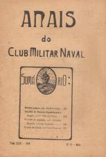 ANAIS DO CLUB MILITAR NAVAL