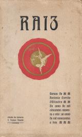 RAIZ-VERSOS (1898-1903)