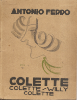 COLETTE,COLETTE WILLY, COLETTE