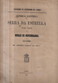 EXPEDIÇÃO CIENTIFICA À SERRA DA ESTRELA EM 1881-METEOROLOGIA