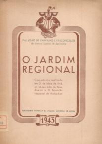 O JARDIM REGIONAL