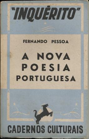 A NOVA POESIA PORTUGUESA