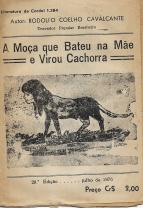 MOÇA QUE BATEU NA MÃE E VIROU CACHORRA