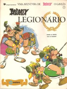 ASTÉRIX LEGIONÁRIO