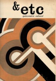 & ETC. - QUINZENÁRIO CULTURAL
