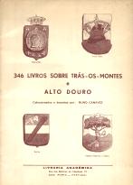346 LIVROS SOBRE TRÁS-OS-MONTES E ALTO DOURO