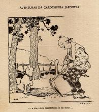 AVENTURAS DA CAROCHINHA JAPONESA