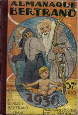 ALMANAQUE BERTRAND-1936