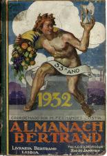 ALMANAQUE BERTRAND-1932